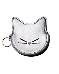 Capelli - Girls' Cat Coin Purse