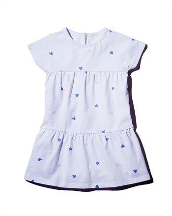 Mini Series - Girls' Heart Print Dress - Little Kid - 100% Exclusive