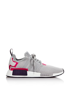 Adidas - Women's NMD R1 Knit Lace Up Sneakers