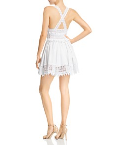 Charo Ruiz Ibiza - Marilyn Lace Mini Dress