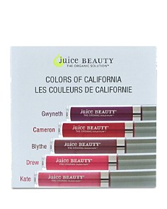 Juice Beauty - Colors of California PHYTO-PIGMENTS™ Liquid Lip Gift Set ($120 value)
