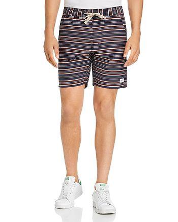Banks Journal - Apres Striped Walk Shorts