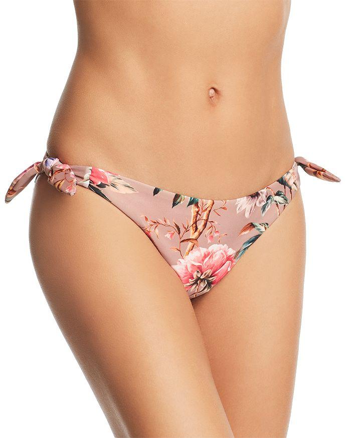 Vitamin A - Gidget Side Tie Bikini Bottom