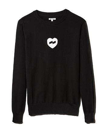 Banks Journal - Heart Instarsia Sweater