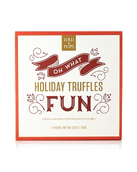 Lolli and Pops - Oh What Fun Holiday Truffles
