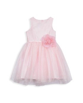 Pippa & Julie - Girls' Ballerina Dress with Rosette - Little Kid