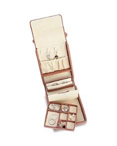 ROYCE New York - Leather Jewelry Case