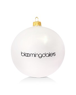 Joy to the World - Bloomingdale's Ball Ornament - 100% Exclusive