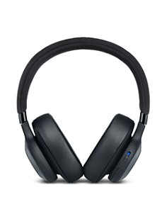 JBL - E65BTNC Wireless Over-Ear Noise-Cancelling Headphones