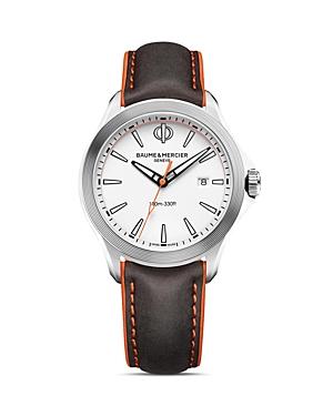Baume & Mercier Clifton Club Watch, 42mm
