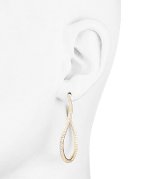 Carolee - Twisted Hoop Earrings