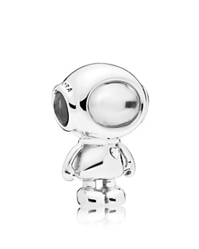 Pandora - Sterling Silver Cosmo Tommy Charm