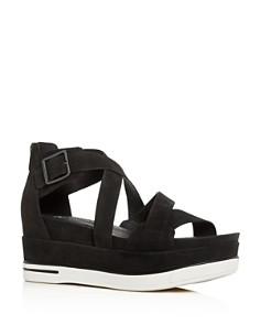 Eileen Fisher - Women's Platform Wedge Sandals