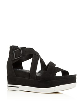 Eileen Fisher - Women's Platform Wedge Sandals