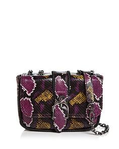 Longchamp - Amazone Mini Multicolor Python Crossbody
