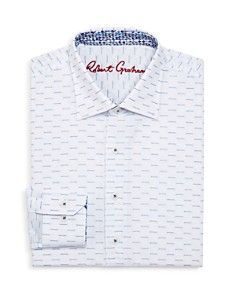 Robert Graham - Boys' Marty Dress Shirt - Big Kid