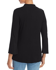 Eileen Fisher - Mock V-Neck Top