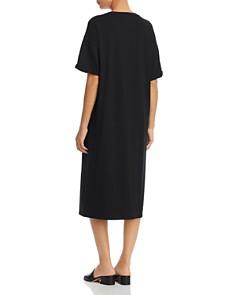 Eileen Fisher - Drop Shoulder Tee Dress