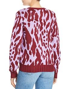 Parker - Candice Animal Intarsia Sweater
