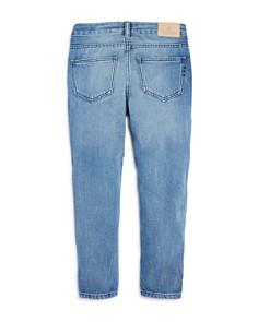 Scotch R'Belle - Girls' Side Logo Boyfriend Jeans - Little Kid, Big Kid