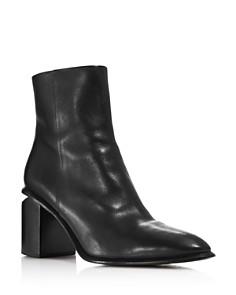 Alexander Wang - Women's Anna Leather Booties