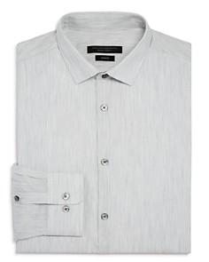 John Varvatos Star USA - Jersey Solid Slim Fit Dress Shirt