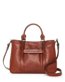 773038203c98 Longchamp - 3D Small Leather Tote ...