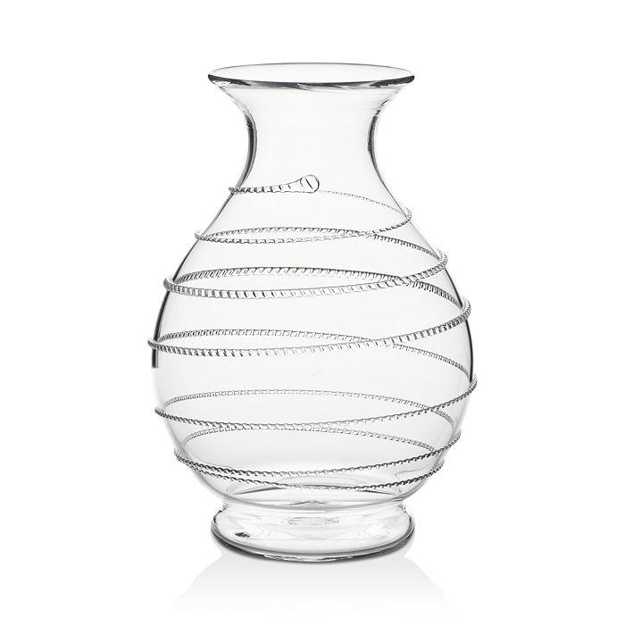 Juliska - Juliska Amalia Round Glass Vase