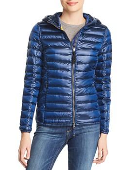 4980e145e Parajumpers - Rosalyn Hooded Short Down Coat ...