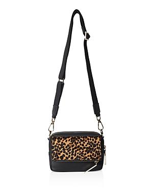 Whistles Bibi Mini Leopard Shoulder Bag-Women