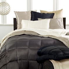 Donna Karan - Silk Quilted Throw