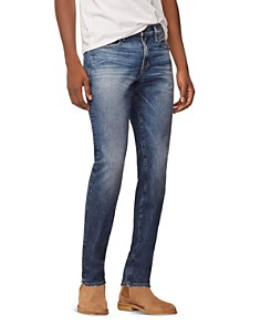 FRAME - L'Homme Skinny Fit Jeans in Grand