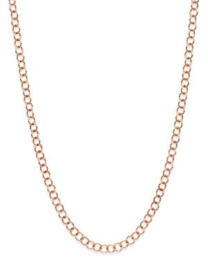 Dodo Light Chain in Rose Gold-Tone, 15.35
