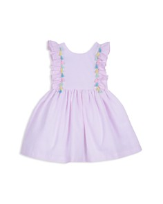 Pippa & Julie - Girls' Ruffled Tassel Dress - Baby