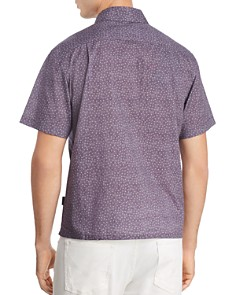 John Varvatos Star USA - Trent Woven Regular Fit Shirt - 100% Exclusive