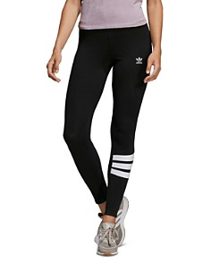 Adidas - Triple Stripe Detail Leggings