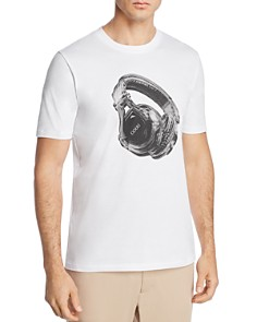 HUGO - Headphones Graphic Tee