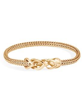 JOHN HARDY - 18K Yellow Gold Asli Classic Chain Link Bracelet