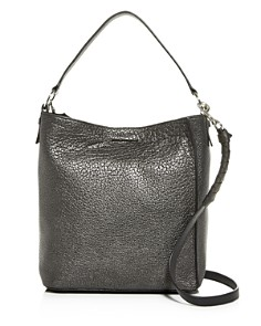 ALLSAINTS - Voltaire Small Leather Tote