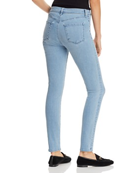J Brand - Alana High Rise Skinny Jeans in Verity - 100% Exclusive