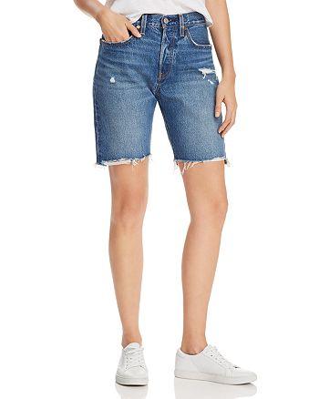 meilleur prix pour conception adroite sélection premium Levi's 501 Slouch Denim Shorts in Drive Me Crazy - 100 ...