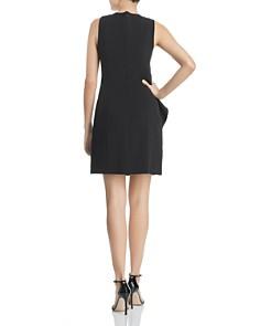 Laundry by Shelli Segal - Asymmetric Overlay Dress