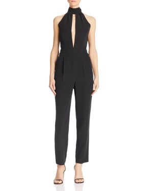 Milly Kara Halter Jumpsuit