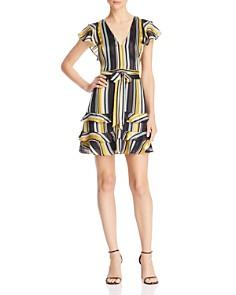 Parker - Elijah Striped Mini Dress