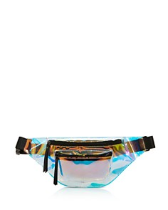 AQUA - Clear Belt Bag - 100% Exclusive