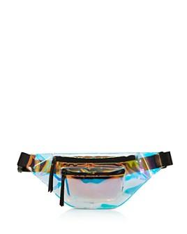 AQUA - Clear Belt Bag - 100% Exclusive