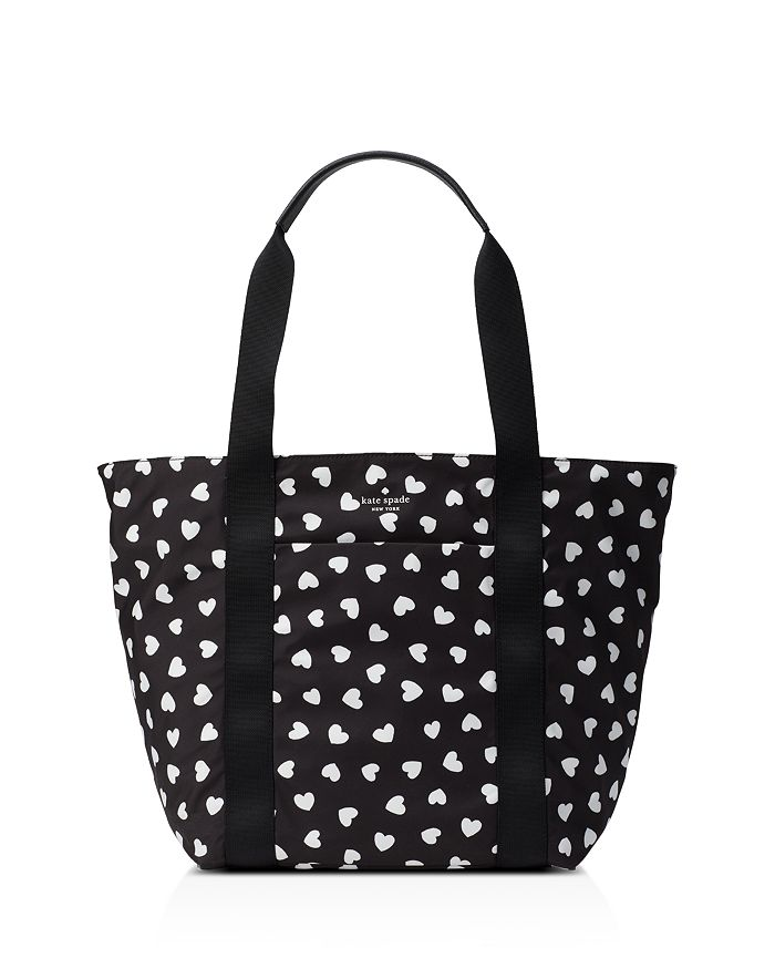 a820426fcb kate spade new york That s The Spirit Large Heart Nylon Tote ...