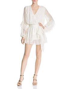 Ramy Brook - Raegan Ruffled Mini Dress - 100% Exclusive