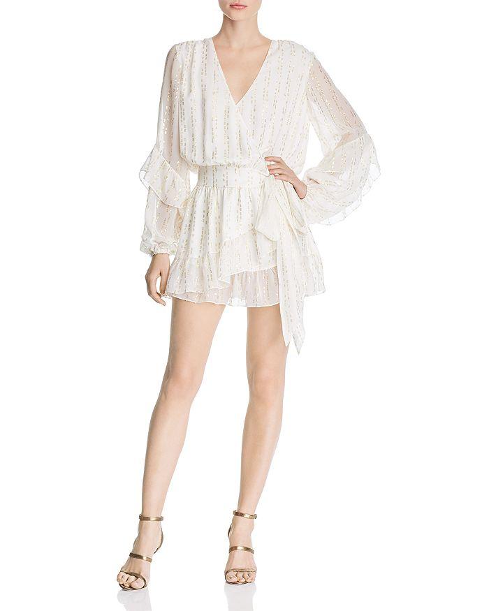Ramy Brook - Raegan Ruffled Mini Dress - 100% Exclusive