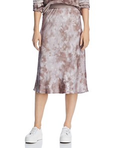 ATM Anthony Thomas Melillo - Tie-Dye Silk Skirt